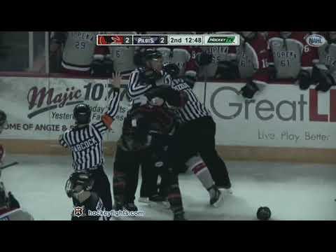 Brendan Schultz vs. Andrei Golikov