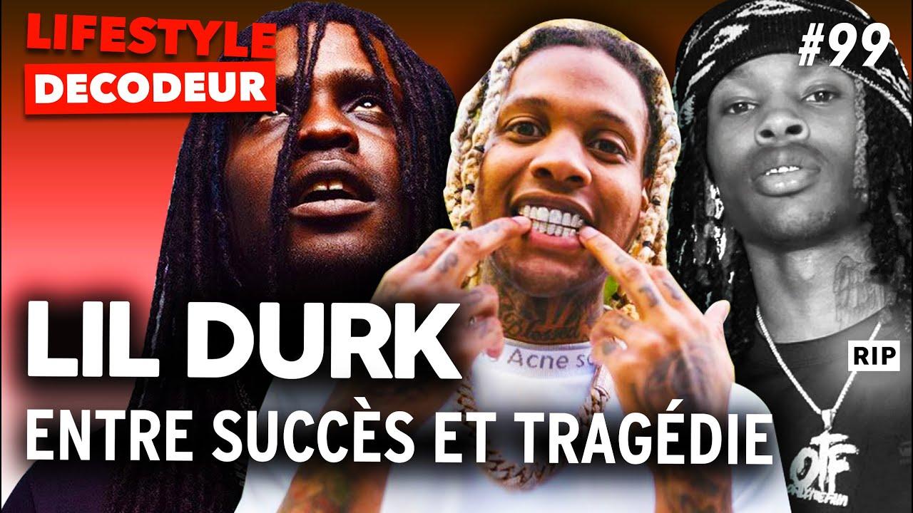 Lil Durk | Un Parcours Tragique Mais Victorieux (feat. @WORLD SquiidApe ) - LSD #99