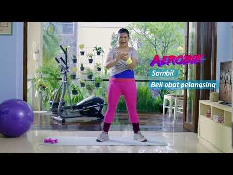 Program untuk gym untuk wanita dengan berat badan