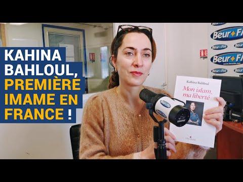 [Book Club] Kahina Bahloul, première imame en France !