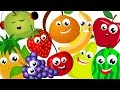 ten in the bed fruits | learn fruits | fruits song | nursery rhymes | kids songs | baby videos