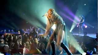 Miley Cyrus - The Climb - Live at Gypsy Heart Tour