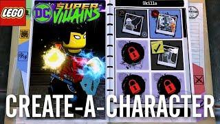 LEGO DC Super-Villians Create-a-Character