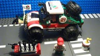 LEGO CITY 60115 - Terénní vozidlo (Recenze)