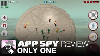 Only One | iOS iPhone / iPad Gameplay Review - AppSpy.com