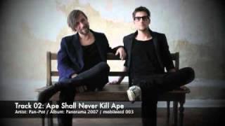Pan-Pot - Ape Shall Never Kill Ape