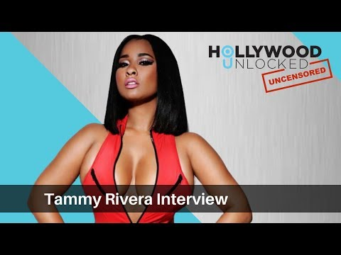 "Tammy Rivera Reveals She Knew Waka Flocka Was ""The One"" on Hollywood Unlocked [UNCENSORED]"