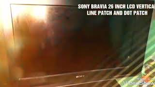 XD93 55 Inch Sony Faild Vertical Lines Of Death - Hài Trấn