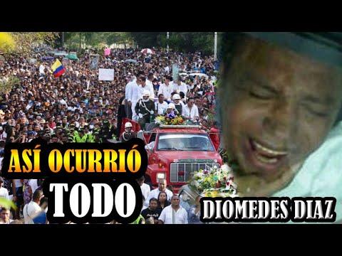 Así Se Vivió La Despedida De... Diomedes Díaz