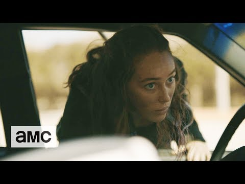 Fear the Walking Dead 3.14 Clip 'Scavenging Surprise'
