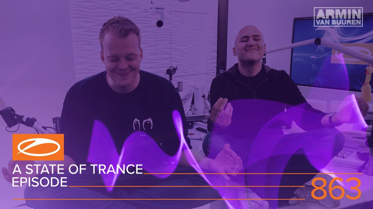 Aly & Fila - Live @ A State of Trance 863 XXL (ASOT#863) 2018