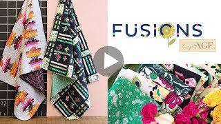 City Loft and Floralia Fusions by AGF