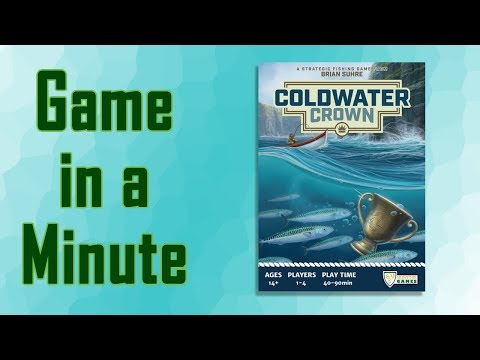 Game in a Minute: Coldwater Crown