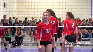 Bailey Fuches Highlights @ AZ National Qualifier Tournament
