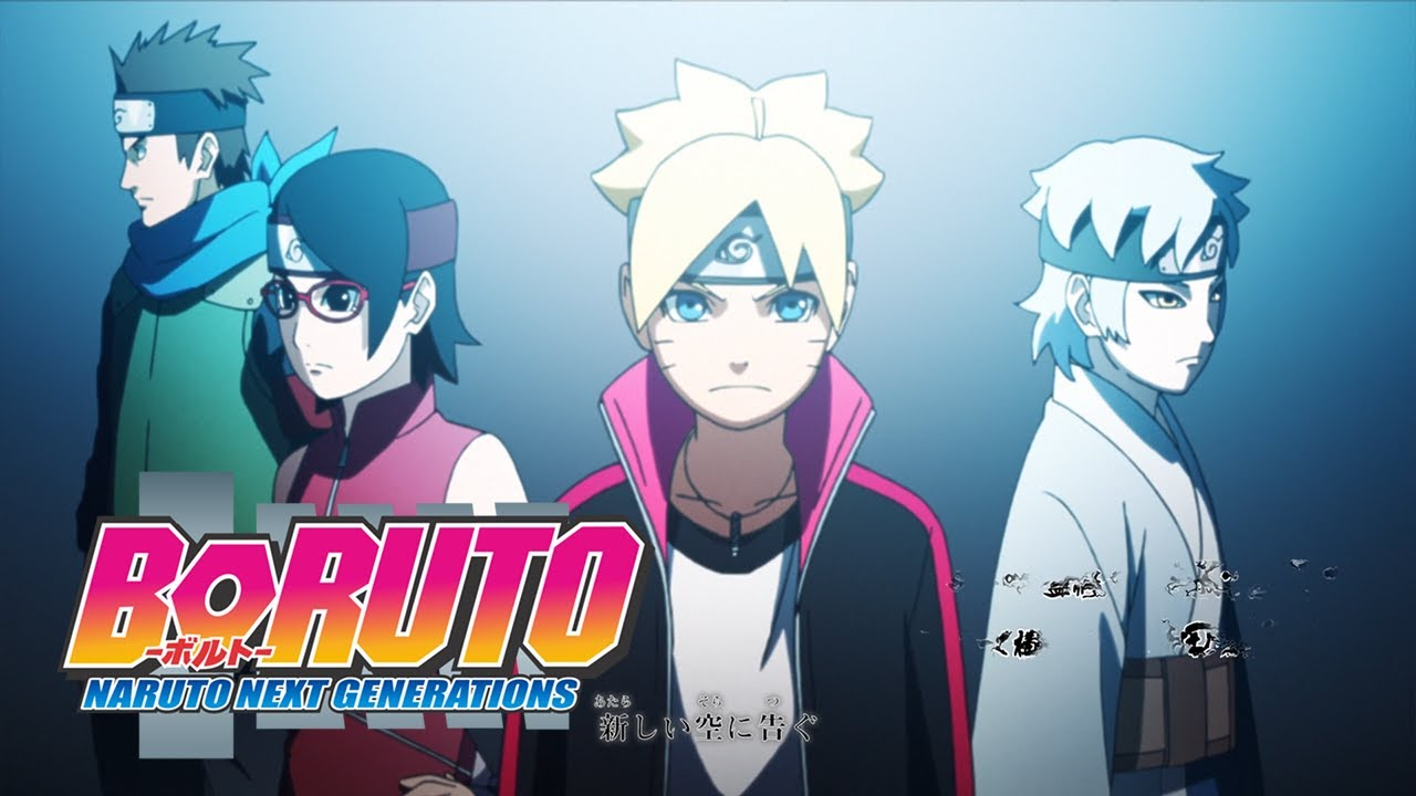 Boruto: Naruto's Next Generation (ONGOING)