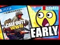 Man arrested for COD WW2 Early ? | Call of Duty World War 2 Early! not H...