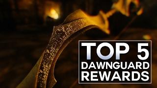 Skyrim - Top 5 Quest Rewards (Dawnguard)