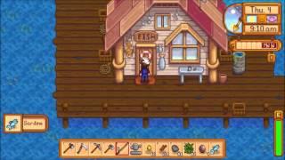 Stardew Valley Tutorial - Fishing