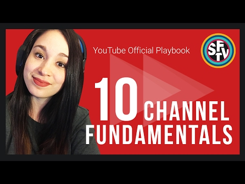 The YouTube Playbook: 10 Fundamentals For Your Channel (gamers) Mp3