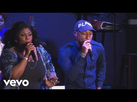 I See a Victory (Live) [OST by Kim Burrell & Pharrell Williams]