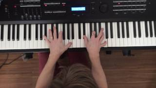 How to play Babylon sisters (Rhodes part) - Steely Dan