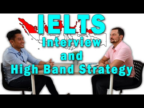 IELTS Speaking Interview Indonesia Band 8 and 9 Strategy - YouTube