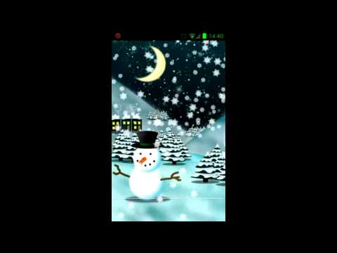 Video of Christmas Tree Live Wallpaper★