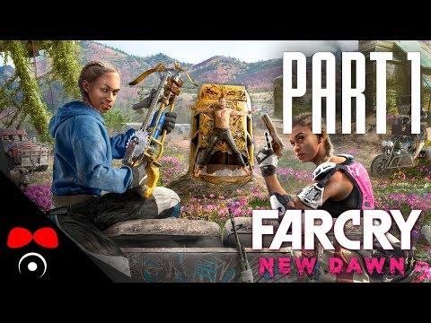 HODINOVÝ OTVÍRÁK! | Far Cry: New Dawn #1