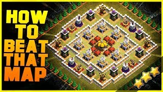 """EASY METHOD How to 3 Star """"WHERE EAGLES DARE"""" with TH9, TH10, TH11, TH12 