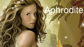 Aphrodite - Greek Goddess Of Love And Beauty |  Aphrodite (Venus ) | Greek Mythology Gods #9