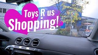 Kinder Spielzeug shopping bei ToysRus / 26.10.17 / MAGIXTHING