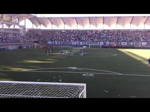 """""""Los Tanos: Final Audax Italiano vs Colo-Colo"""" Barra: Los Tanos • Club: Audax Italiano"""