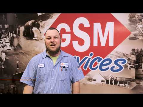 Working at GSM - Commercial HVAC Foreman