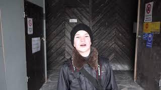 Olavinlinna. Finland 4K. Крепость Олавинлинна. Radodar TV. 25.03.17