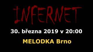 Video Pozvánka na koncert INFERNET
