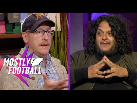 Actor Matt Walsh And Comedian Felipe Esparza Shake Things Up | Mostly Football