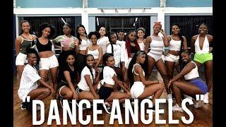 #islandHopMondays | Potential Kidd - Dance Angels (Colors Riddim) | XOriginals Choreography