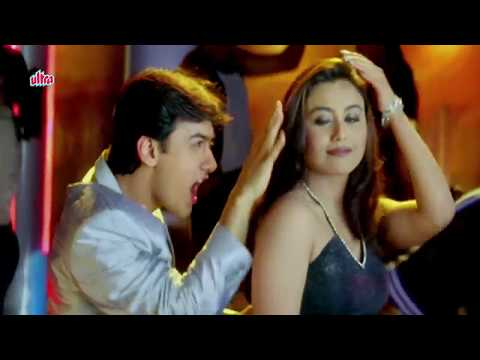 Kali Nagin Ke Jaisi Julfe Teri, Movie Mann, Song Actors Aamir Khan & Rani Mukherjee HD Video Song