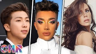 James Charles SPOTTED OUT Amid Scandal! BTS' RM SUFFERS Show Flub