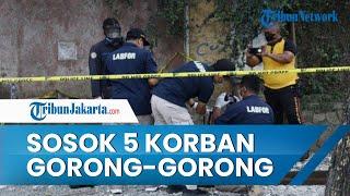 Sosok 5 Korban Gorong-Gorong Maut Cipondoh, Ada Pengantar Galon dan Karyawan Binatu Jadi Korban