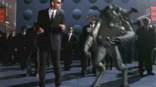 Will Smith - Men In Black video