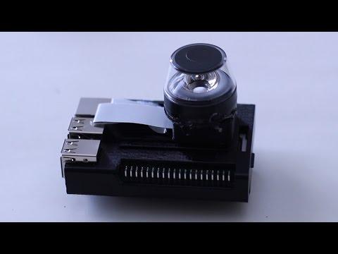 Make A Cheap 360 Video Camera Using A Raspberry Pi