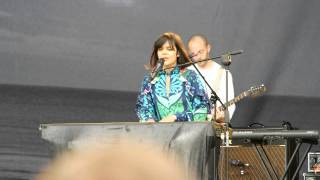 Bat For Lashes - 4 - Travelling Woman - 13.07.2013 - Пикник Афиши (Москва, Коломенское)