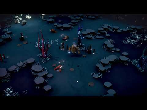 Dream Engines: Nomad Cities Gameplay Trailer