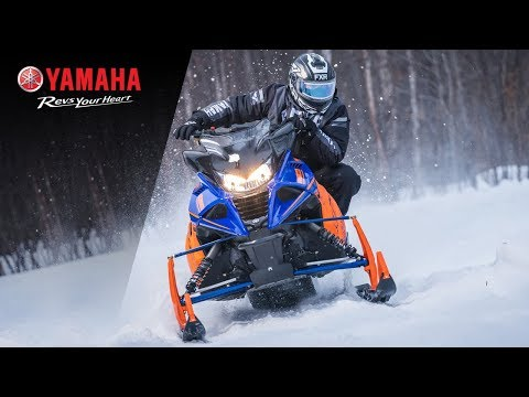 2020 Yamaha SRViper L-TX SE in Mio, Michigan - Video 1
