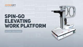 Elevating Work Platform - Spin-Go