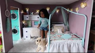 American Girl Doll Libertys Room!