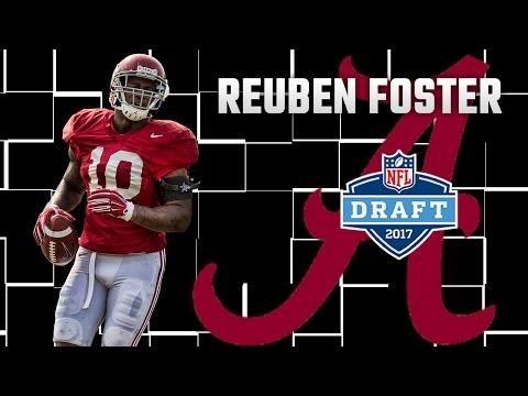 NFL Draft Profile: Reuben Foster
