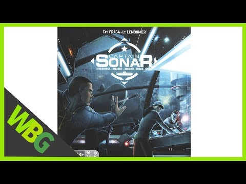 Captain Sonar Review and Free Player Aids!