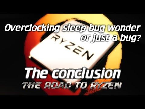 AMD Ryzen Linux SegFault Bug - смотреть онлайн на Hah Life